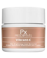 Prescriptives Px Vibrant-c Skin Brightening Cream Moisturizer 1.7 Oz Large Size