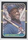 Kirby Puckett Minnesota Twins (Baseball Card) 1987 Donruss #149 ()