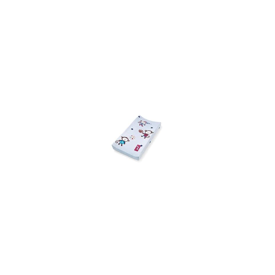 Summer Infant Character Change Pad Cover, Team Monkey Baby