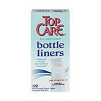 TopCare Baby - 8 Oz. Bottle Liners (100 Ct.)