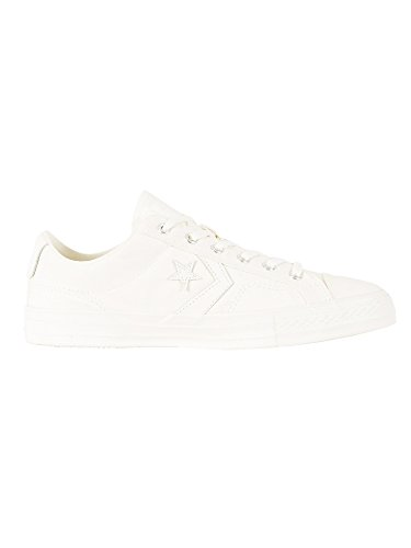 Converse Star Player Ox Mens Sneakers Bianche