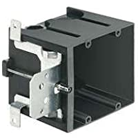 Arlington Industries FA102 2-gang Non-Metallic Outlet Box