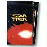 Star Trek Movie Collection Gift Set; Regular Screen VHS ; 6 Feature Films: The Motion Picture , the Wrath of Khan, Search for Spock, Voyage Home, Final Frontier, Undiscovered Country (Star Trek Vi The Undiscovered Country Cast)