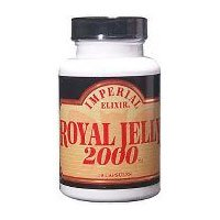 Imperial Elixir Royal Jelly 2000Mg 30 Cap