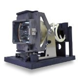 Kosrae AN-PH50LP1 Replacement Projector Lamp with Housing for SHARP XG-PH50X Lamp links 180 DAYs Warranty