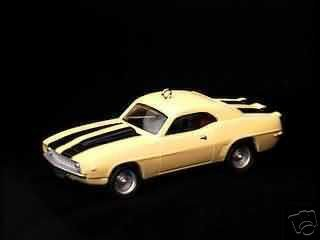 1995 Hallmark Ornament 1969 Chevrolet Camaro # 5 Series ()