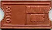 chocolate movie ticket - 3