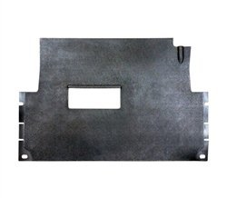 Parts Direct Club Car Precedent Golf Cart Black Pebble Grain Floor Mat