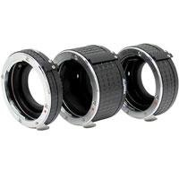 Pro Optic Auto Extension Tube Set for Sony Alpha and Maxxum, Best Gadgets