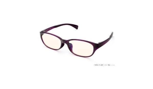 1ea66011e53 Amazon.com  Jins Pc Glasses One Piece Nico Robin Computer Eyewear Red  (Light Brown Lenses