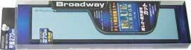 Broadway Flat Blue Mirror BW 144 270mm Rearview Mirror Fits All Car