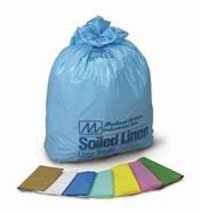 8677174 PT# 264 Bag Laundry Soiled Linen Wht/Blu 30-1/2x41