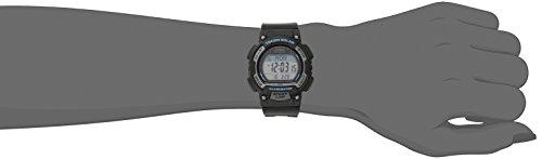 Casio Women's STL-S300H-1ACF Solar Runner Digital Display Quartz Black Watch by Casio (Image #1)