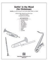 Gettin' in the Mood (for Christmas) - Words by Mike Himelstein and Brian Setzer, music by Joe Garland [The Brian Setzer Orchestra] / arr. Larry Shackley - Instrumental - Orchestra Setzer Book Brian