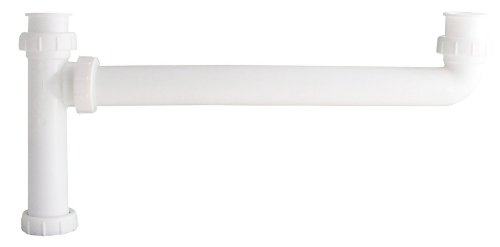 LDR 506 6130 PVC End Outlet Continuous Kitchen Waste, (Drain Outlet Fitting)