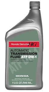 Honda 08200-9008 DW1 Automatic Transmission Fluid ATF-6 Pack