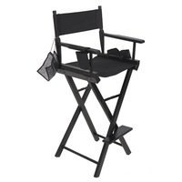 Makeup Artist Director's Chair Light Weight and Foldable Professional chair