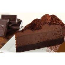 Elis Cheesecake Dream Team Chocolate Fudge Cake with Ghirardelli, 66 Ounce - 2 per case.