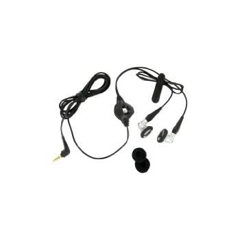 Sensational Amazon Com Blackberry Wired Stereo Headset 3 5Mm Black Cell Wiring 101 Vieworaxxcnl