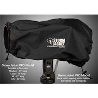 Vortex Media Pro Storm Jacket Cover for an SLR Camera with a Extra Extra Large (XXL) Lens Measuring 14'' to 31'' from Rear of Body to Front of Lens, Color: Black