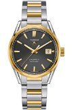 Tag-Heuer-Carrera-Calibre-5-Anthracite-Dial-Stainless-Steel-Yellow-Gold-Mens-Watch-WAR215CBD0783