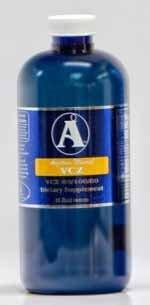 Angstrom Mineral VCZ Vanadium/Chromium/Zinc Liquid Mineral Dietary Supplement 32oz