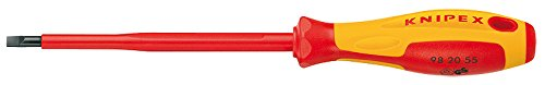 Knipex 98 20 80 Screwdriver for Slotted Screws 8mm