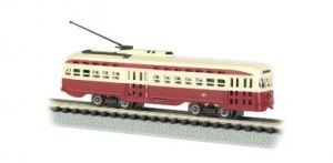 Bachmann Industries PCC Streetcar - Toronto N Scale ()