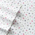 The Big One Floral PercaleSheet Set - Queen