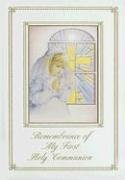 Remembrance of My First Holy Communion Girls (Marian Children's Mass Book)