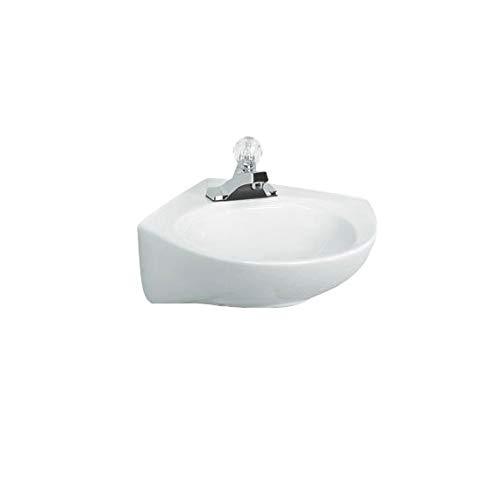 American Standard 0611.001.020 Cornice Wall-Hung Lavatory Sink, White