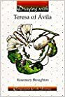 Praying with Teresa of Avila (Companions for the Journey) by Rosemary Broughton (1995-12-03)