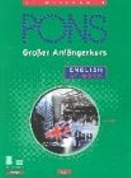 PONS Großer Anfängerkurs English at Work, 4 Cassetten m. Lehrbuch