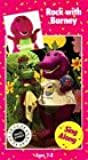 Rock With Barney [VHS]