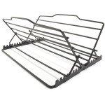 Sur La Table Adjustable Roasting Rack SLT-AVR-0605-B
