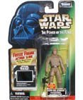 - Star Wars, The Power of the Force Freeze Frame, Bespin Luke Skywalker Action Figure, 3.75 Inches