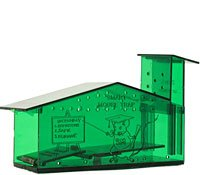Smart Green - Smart Mouse Trap - Humane Mousetrap