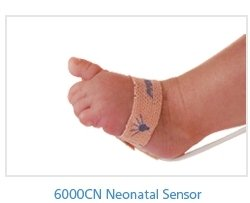 (Nonin 6000CN Cloth Disposable Sensor Probe Infant Each)