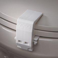 Mommy's Helper Toilet Seat Lid-Lok, Set of 2