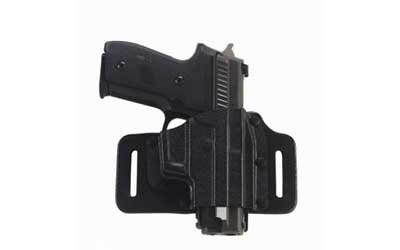 Galco Tac Slide Belt Holster (Black), S&W M&P - Galco Hybrid