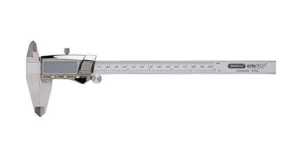 Amazon.com: General Tools 1478 Calibre digital de acero ...
