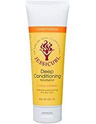Jessicurl Deep Conditioning Treatment, Citrus Lavender, 8.0 Fluid Ounce by Jessicurl Llc.