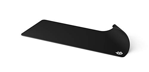 SteelSeries QcK Heavy Cloth Gaming Mouse Pad -  Extra Thick for Added Stability - Oversized to Cover Entire Desk - Size XXL