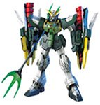 Kit 1 Figure - Bandai Hobby EW-06 Gundam Nataku Endless Waltz 1/144 High Grade Fighting Action Kit