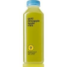 Amazon blueprint juice gold pineapple apple mint fruit amazon blueprint juice gold pineapple apple mint fruit vegetables beverage cleanse cold press 100 raw organic unpasteurized buy malvernweather Image collections
