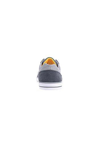 DC Shoes Tonik Xe - Zapatillas para hombre gris/amarillo/blanco