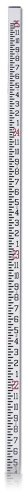 CST/berger 06-925C MeasureMark 25-Foot Fiberglass Grade Rod in Feet, Inches and Eighths