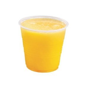 Dart Y35 (3.5N25) Translucent Cup 3.5oz (Case of 2,500)