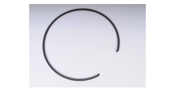 ACDelco 24240200 GM Original Equipment Automatic Transmission 1-2-3-4 Clutch Backing Plate Orange Retaining Ring