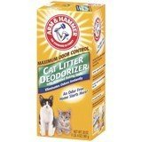Arm & Hammer Cat Litter Deodorizer, Baking Soda, 20 oz